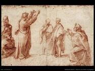 Studio di san Paolo in preghiera