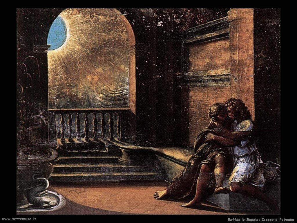 Isacco e Rebecca