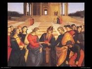 Fidanzamento della Vergine (dett)