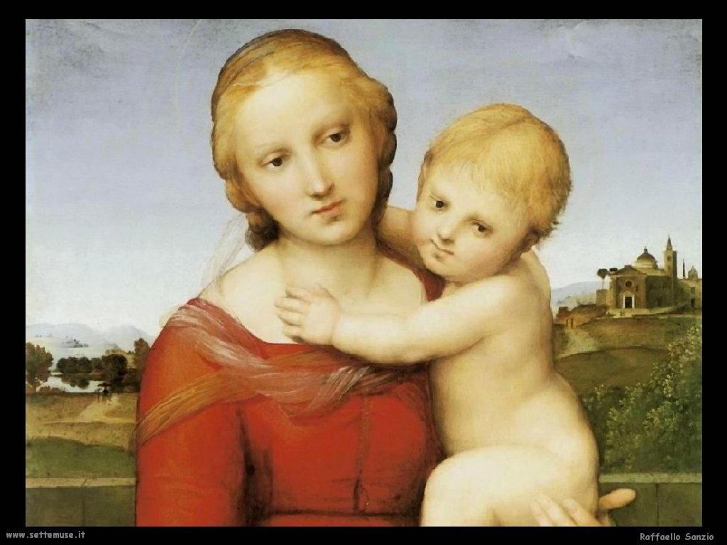 Madonna con bambino (dett)