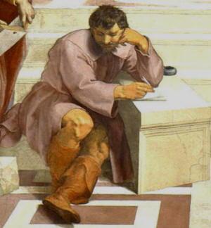 Pittura di Raffaello Sanzio