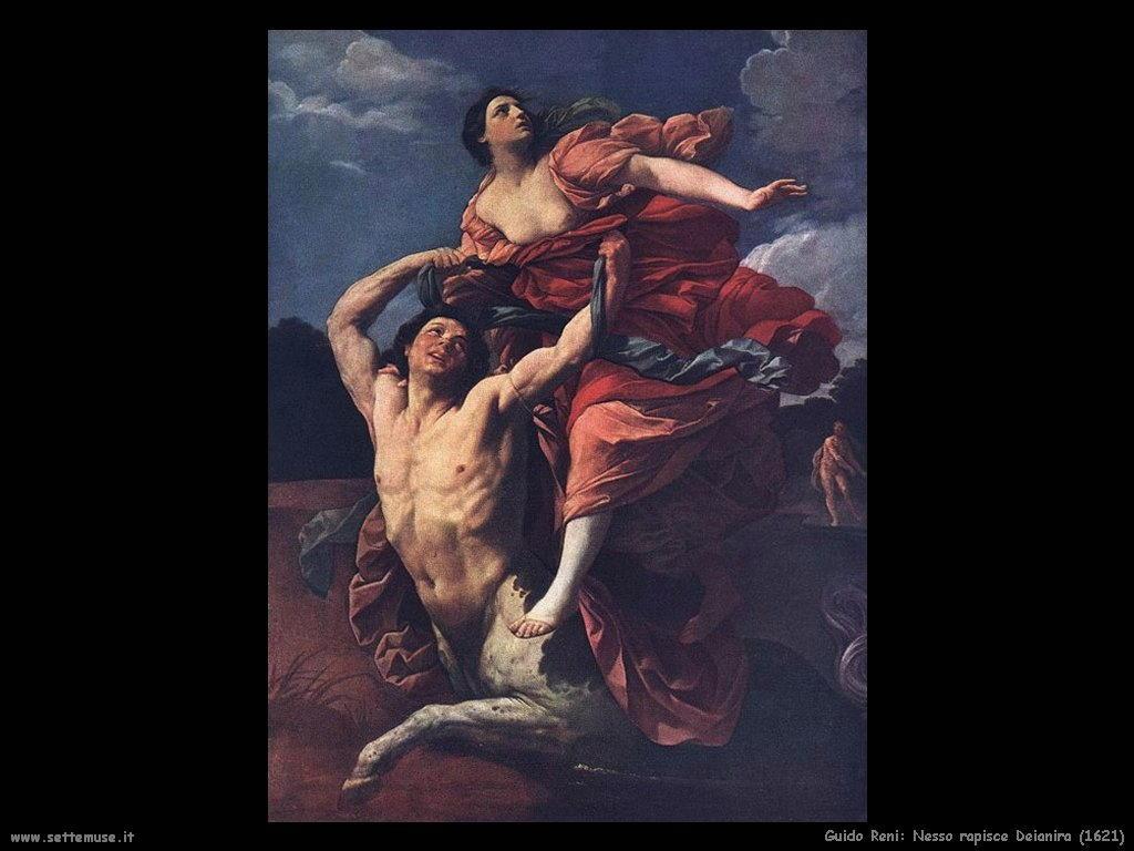 Guido Reninesso Nesso rapisce Deianira (1621)
