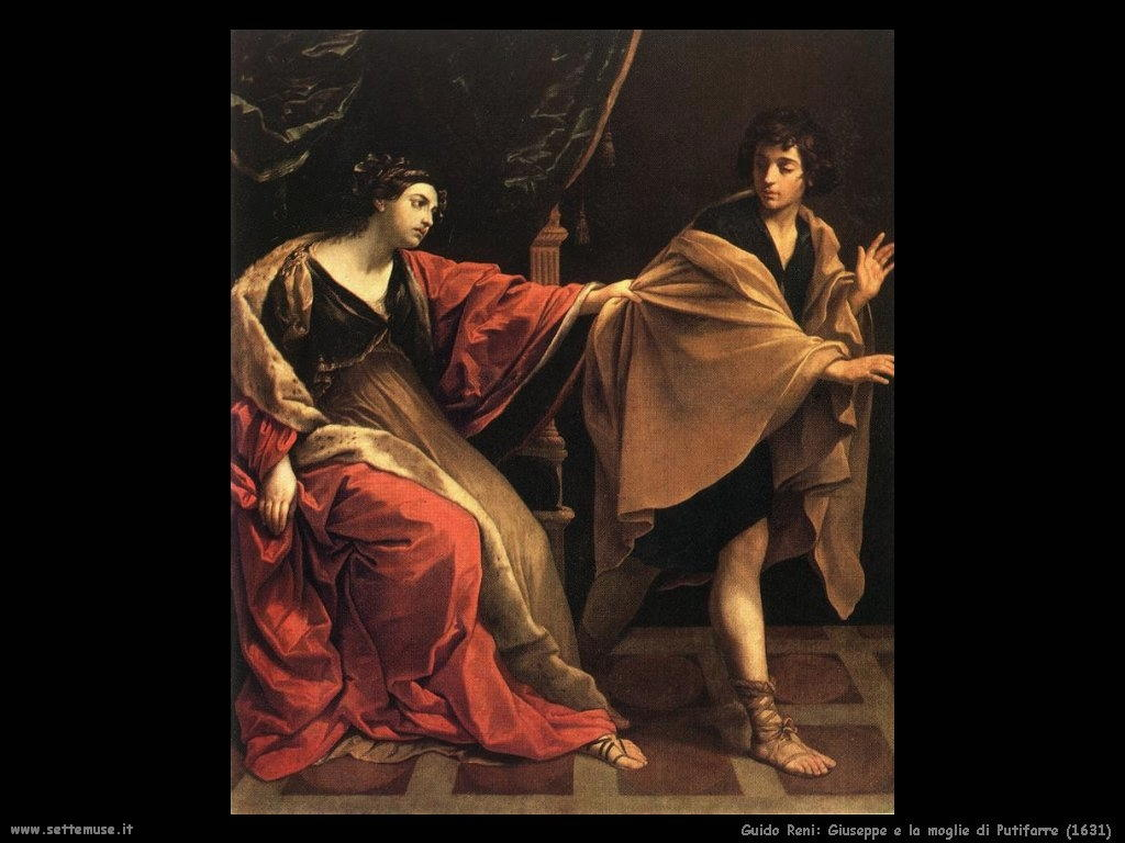 guido reni  giuseppe_e_moglie_di_putifarre_1631