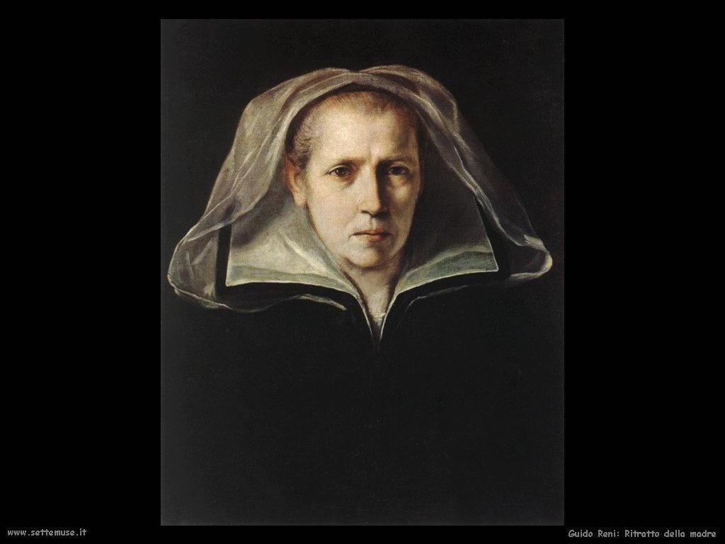 Guido Reni Ritratto della madre
