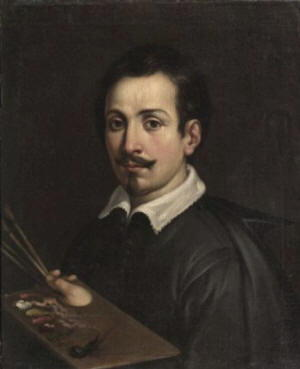 Ritratto di Guido Reni Autoritratto