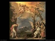 Abramo e gli angeli (1695)