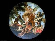 Angeli che scolpiscono la statua della Madonna (1705)