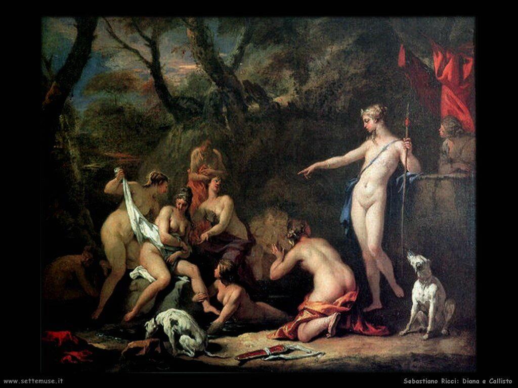 Diana e Callisto