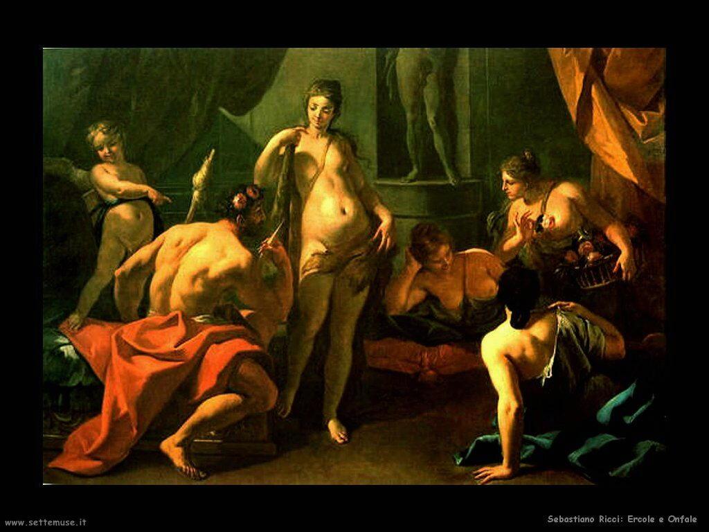 Ercole e Onfale
