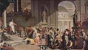 Pittura di Sebastiano Ricci
