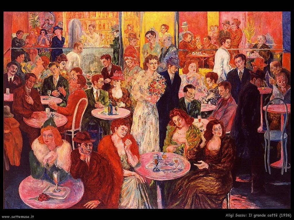 il grande caffe 1936