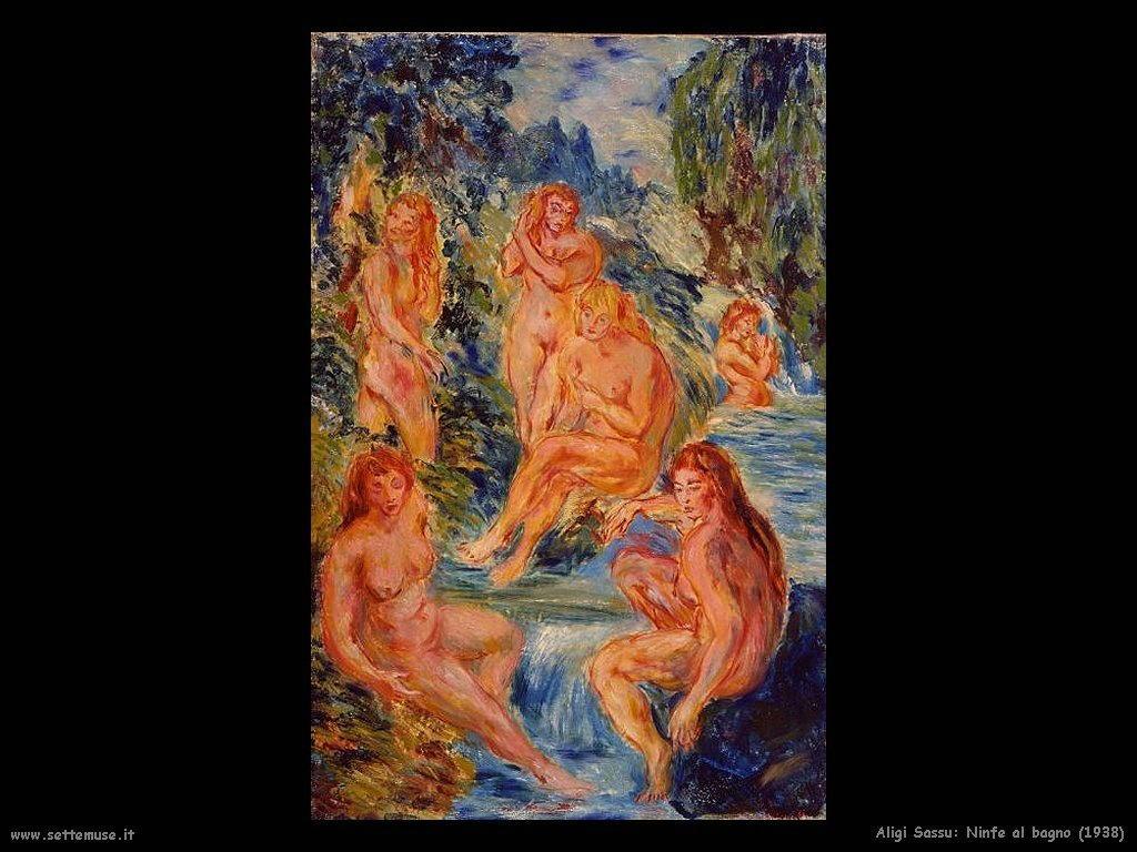 Ninfe al bagno (1938)