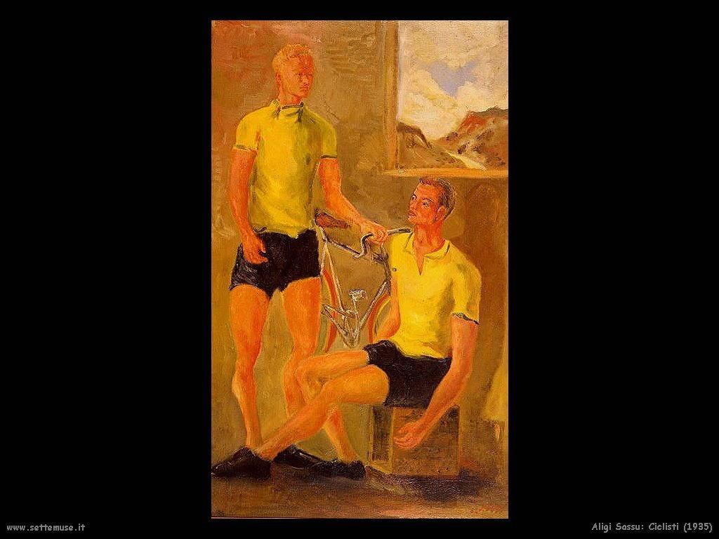 Ciclisti (1935)