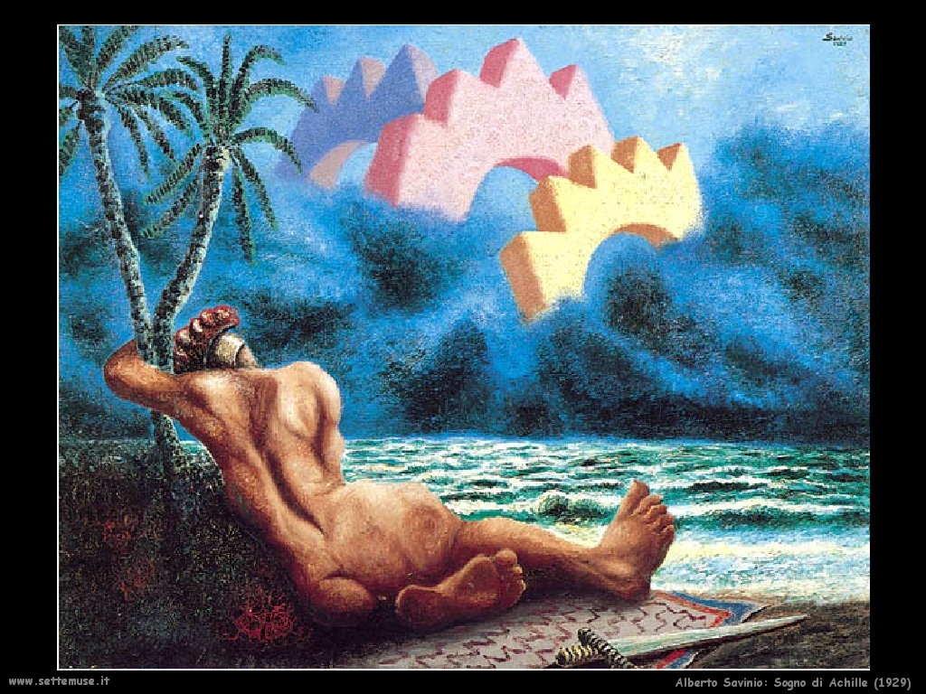 Sogno di Achille (1929)