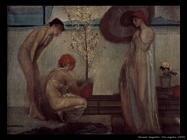 giovanni segantini Vita angelica (1894)