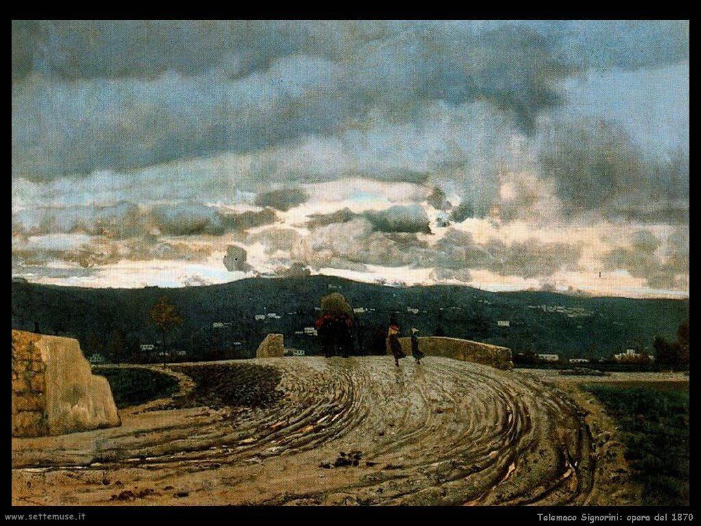 telemaco signorini (1870)