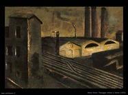 Mario Sironi Paesaggio urbano e camion (1920)