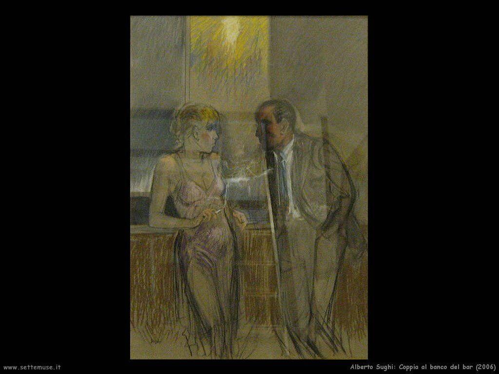 Coppia al banco del bar (2006)