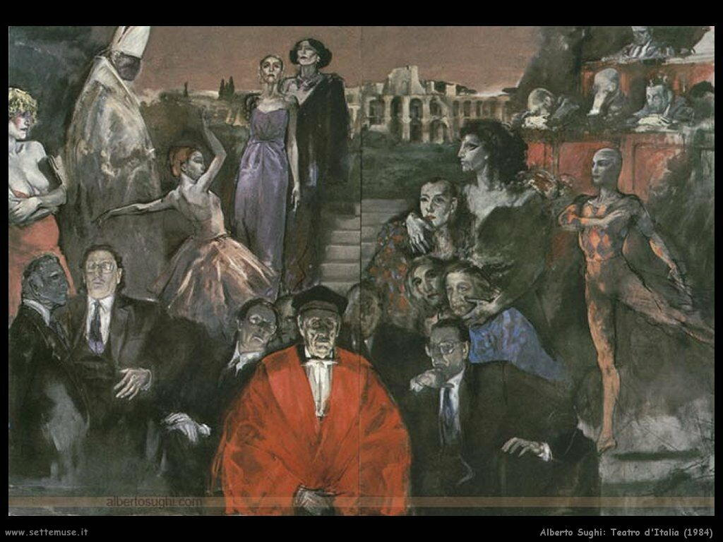 Teatro d'Italia (1984)