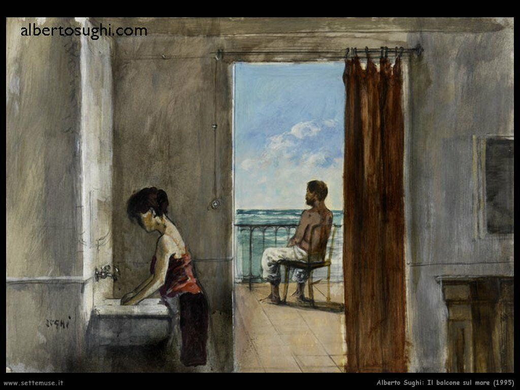 Il balcone sul mare (1995)