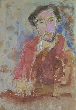 Pittura di Orfeo Tamburi