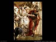 Incontro di Antonio e Cleopatra (dett)