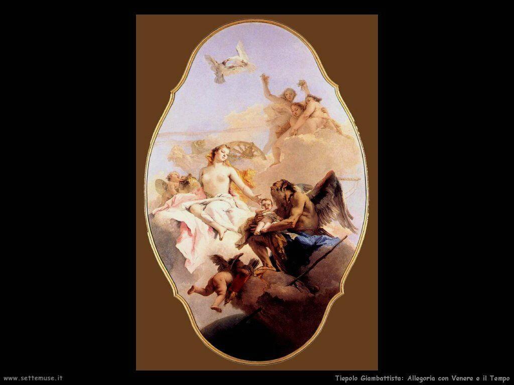 Allegoria con Venere e il Tempo