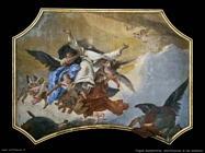 Glorificazione di san Domenico