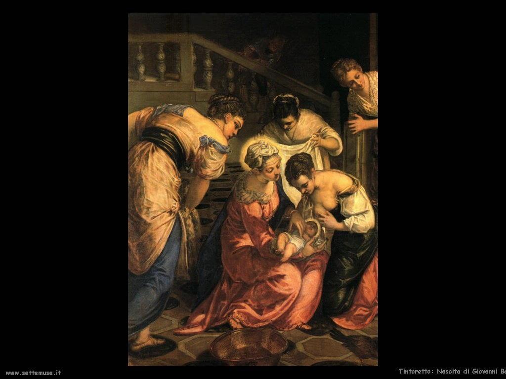 Tintoretto 1550