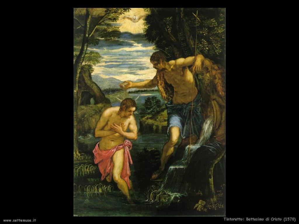 Tintoretto_battesimo_di_cristo_1570