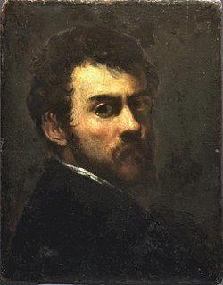 Ritratto di Iacopo Robusti detto Tintoretto