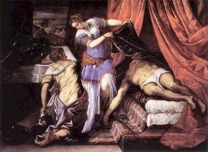 Quadro di Iacopo Robusti detto Tintoretto