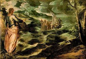 Dipinto di Iacopo Robusti detto Tintoretto