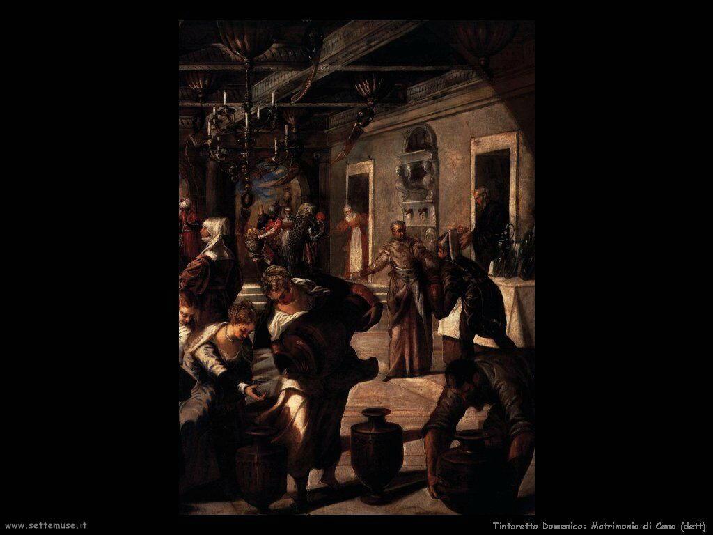 Matrimonio a Cana (dett)