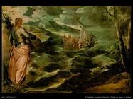 Cristo nel mare di Galilea