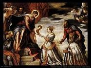Matrimonio mistico di santa Caterina