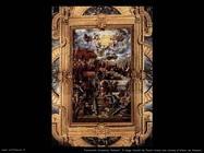 Doge Nicola da Ponte riceve una corona di alloro da Venezia
