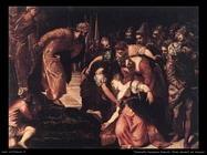 Ester davanti ad Assuero
