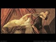 Giuseppe con la moglie di Putifarre