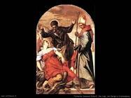 San Luigi, san Giorgio e la principessa