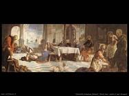 Cristo lava i piedi ai discepoli
