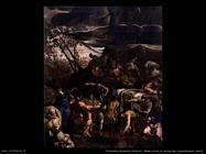 Mosè riceve le tavole della legge (dett)