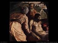 Cristo condotto alla tomba (dett)