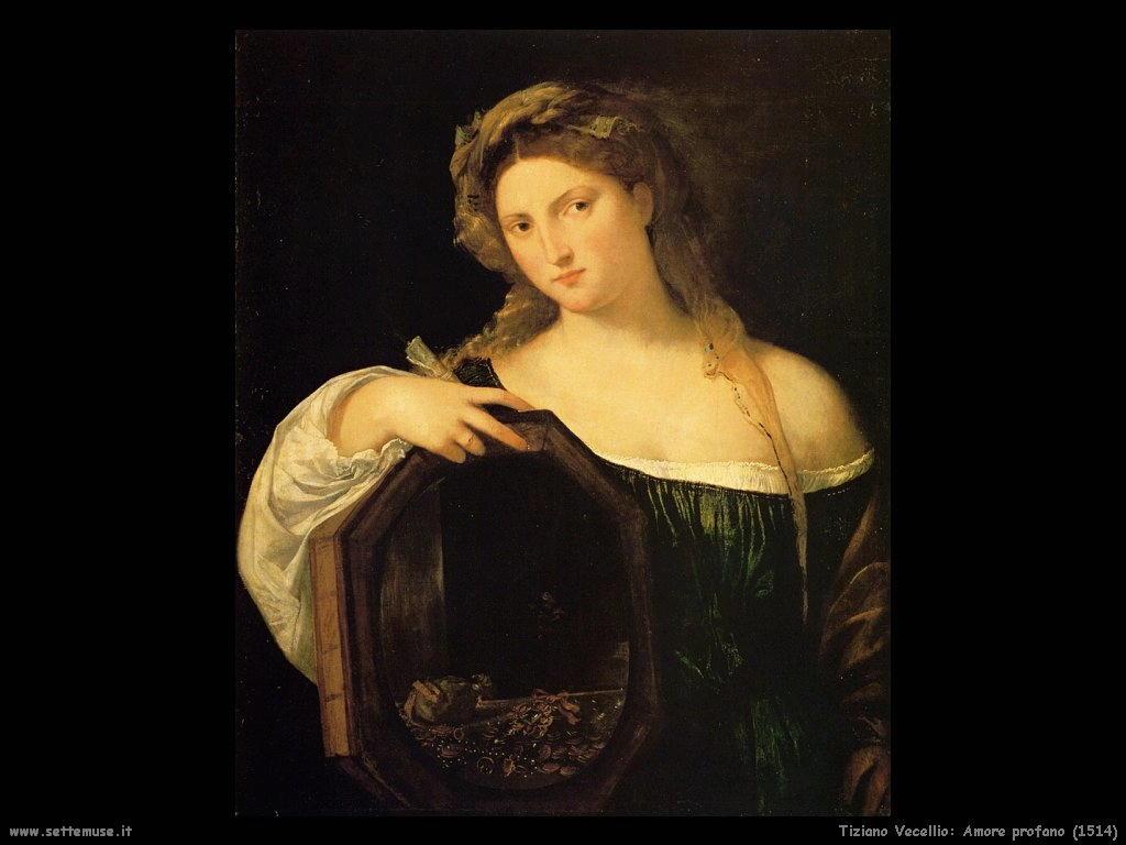 Amore profano (1514)