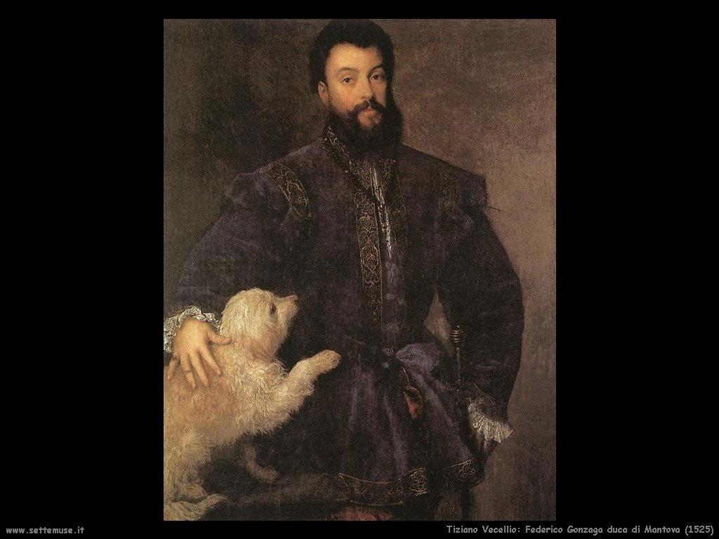 Federico Gonzaga duca di Mantova (1525)