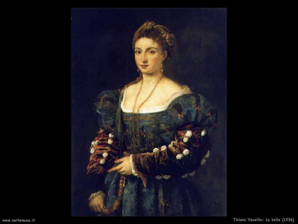 La bella (1536)