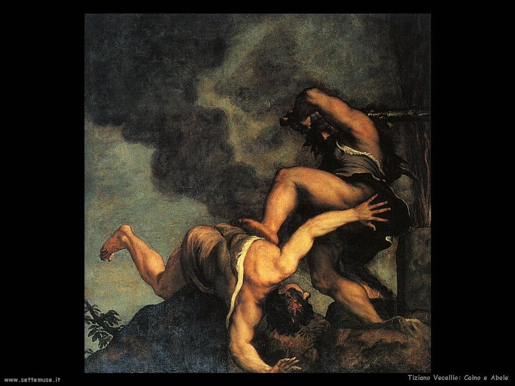 Caino e Abele (1542)