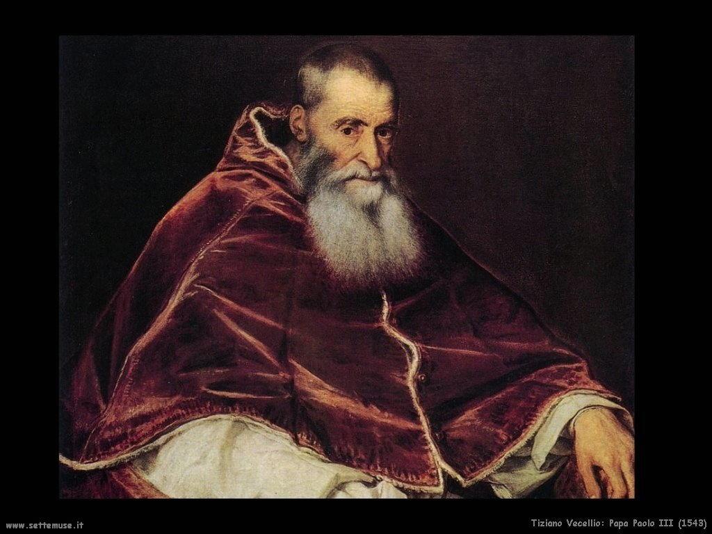 Papa Paolo III (1543)