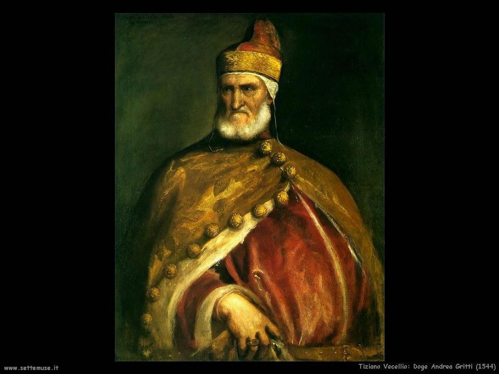 Doge Andrea Gritti (1544)