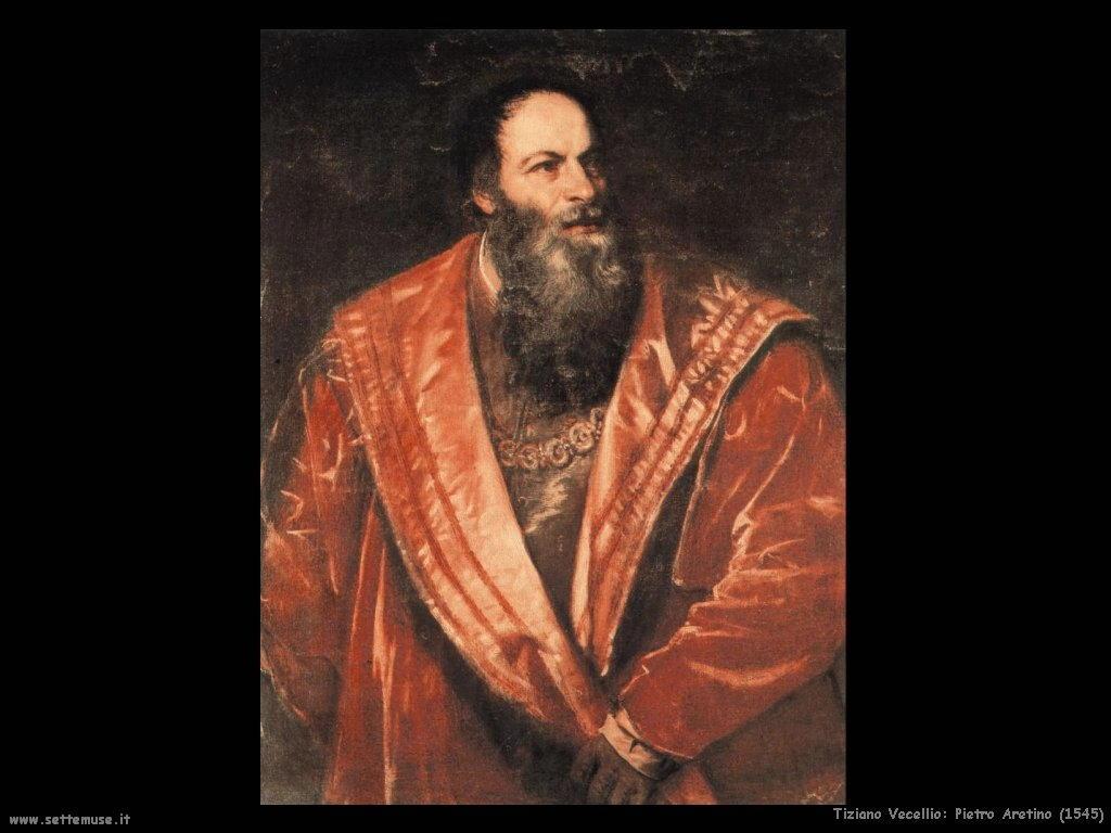 Pietro Aretino (1545)